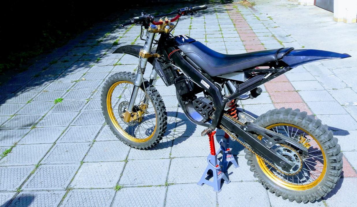 Electric Derbi Senda from Bikel.pl