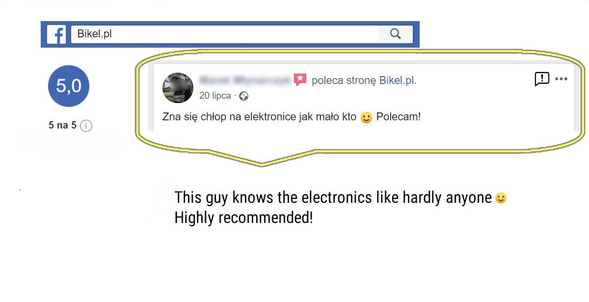 "Facebook ""Bikel.pl"""