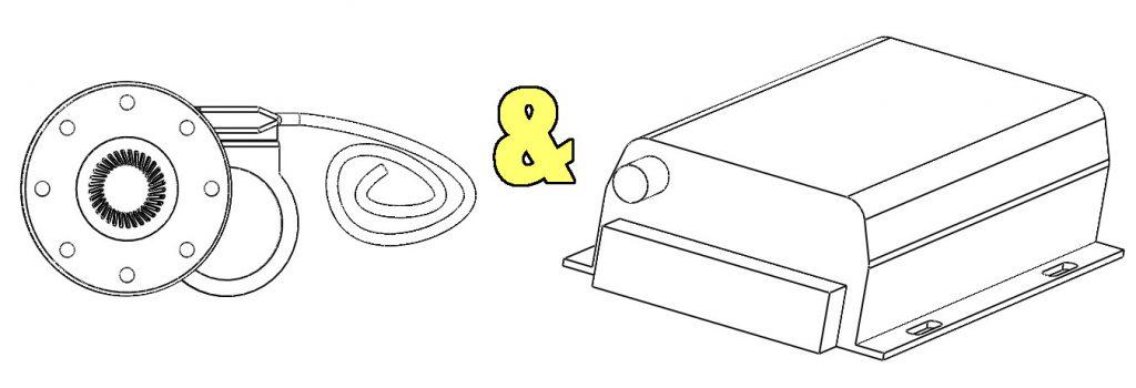 Pedal assist (PAS) to each driver / Wspomaganie Pas do każdego sterownika