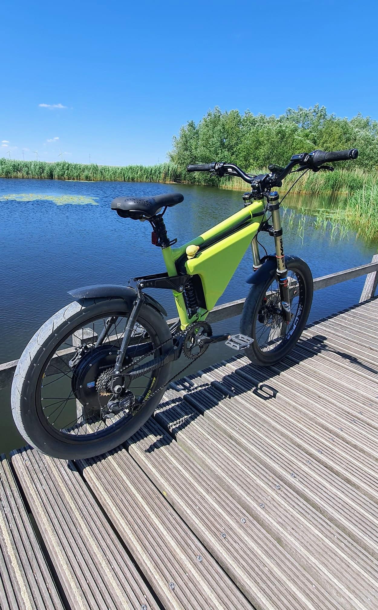 Kona Coiler e-bike