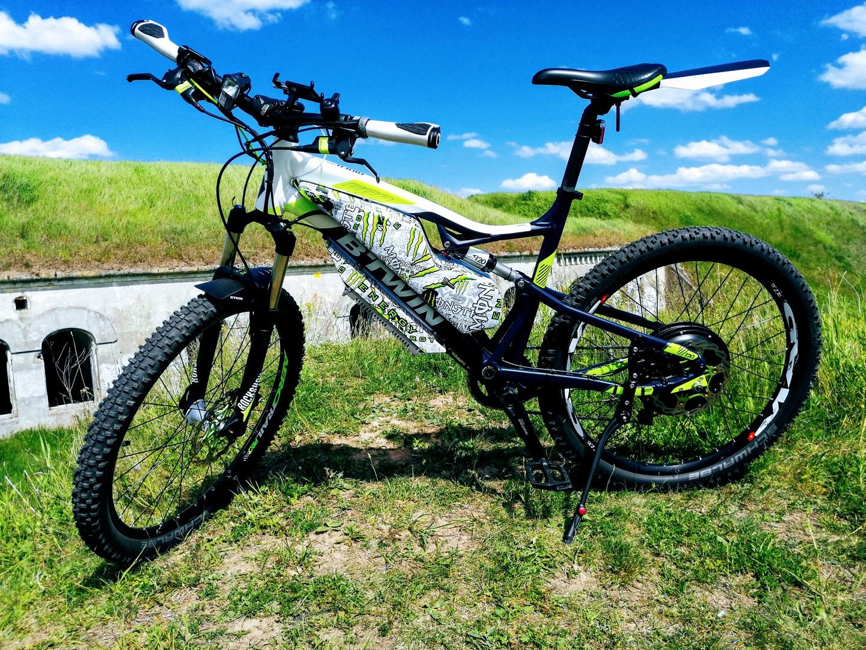 Rock Rider 560S e-bike