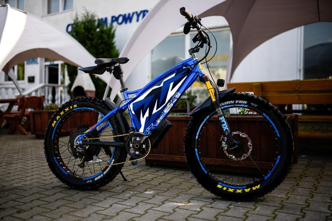 Fat Bike Gdynia - eBike