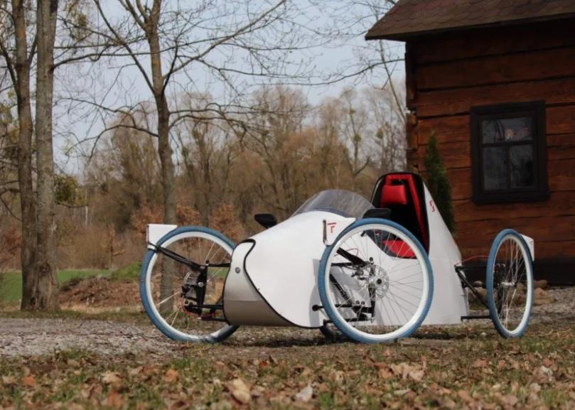 EV bike with MPe computer