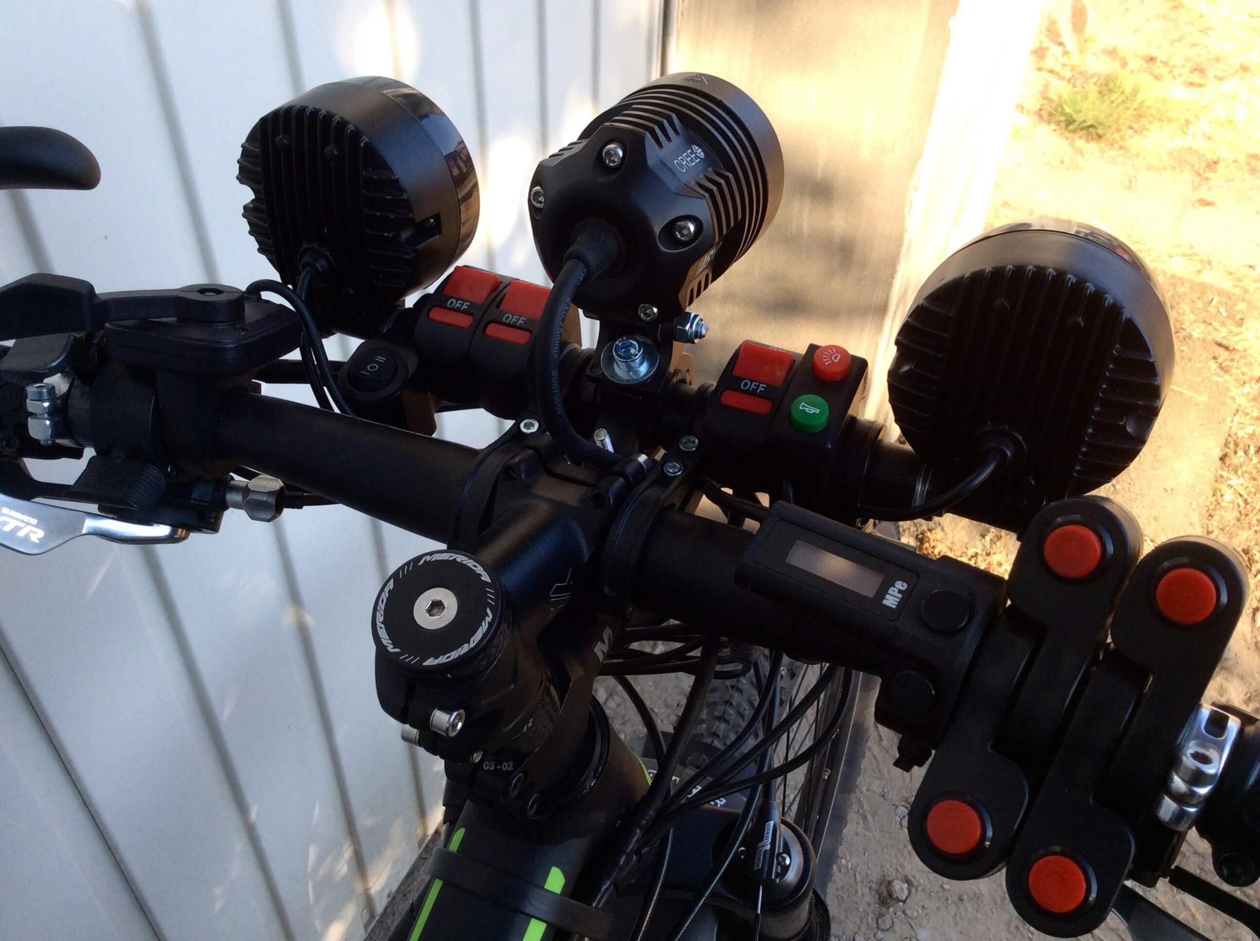 Merida e-bike with MPe