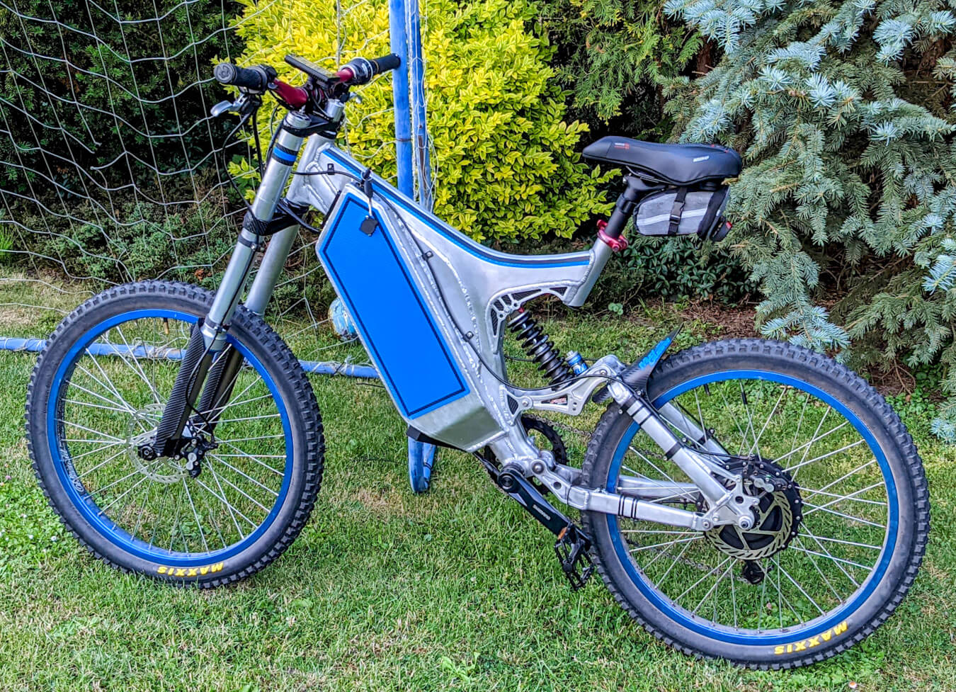 ebike with MPe computer